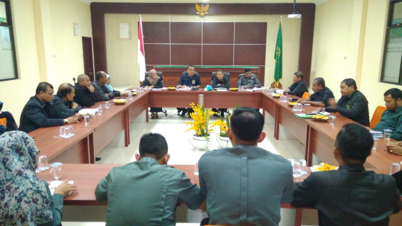 Rapat Awal Tahun, Banyak PR untuk Panitera dan Ketua Tim ZI | (21/1)